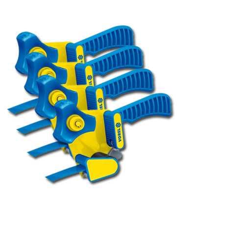Packetbandabroller / Klebebandabroller 4er Set