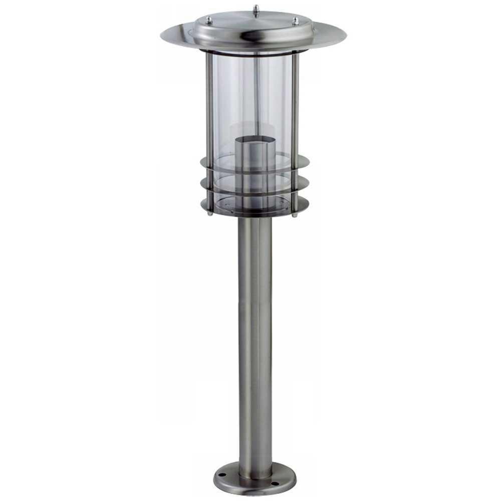 Grafner Edelstahl Wegleuchte 17S08 Gartenlampe 80 cm