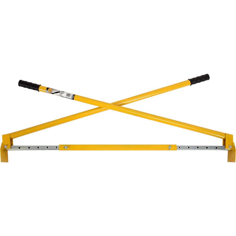 Vorel Pflastersteineträger einstellbar 80 - 110 cm