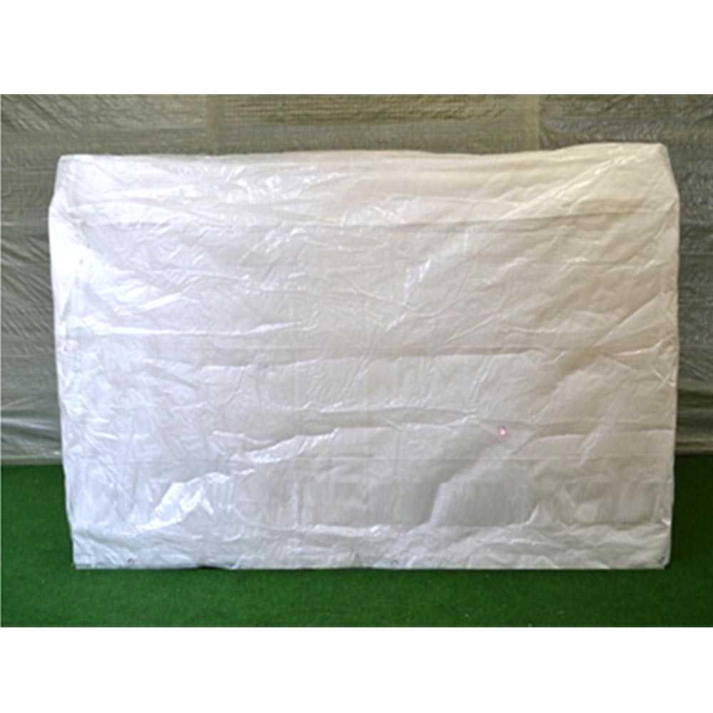 Schutzhülle für Gartenbank 160x75x78 cm