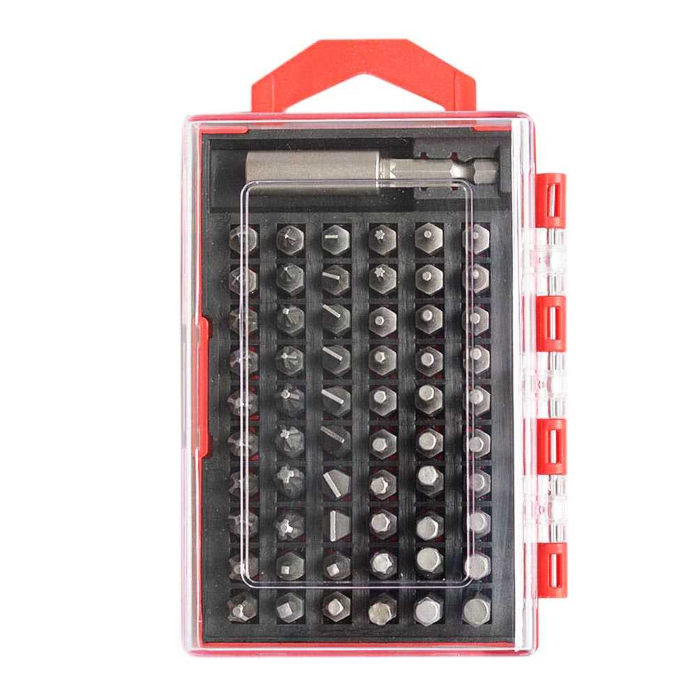 Grafner® Bitset 61 teilig BS10506