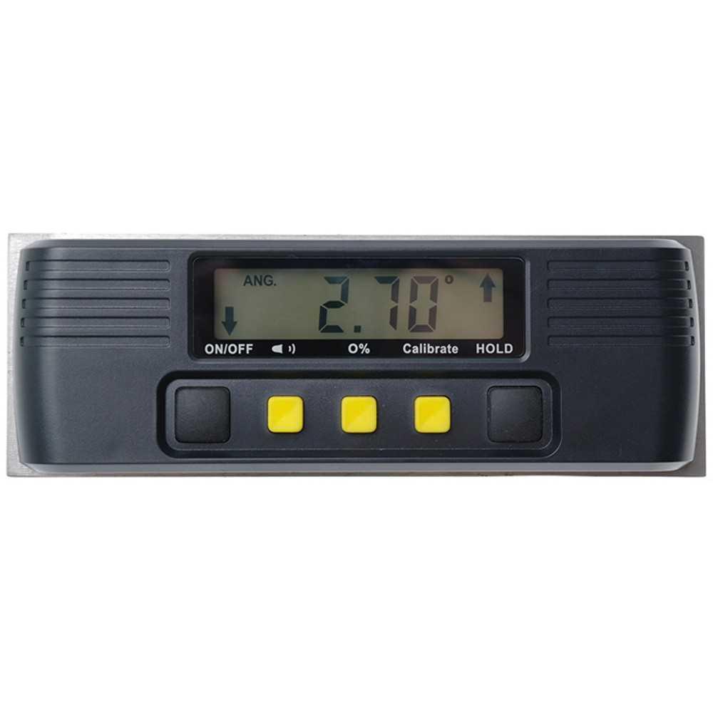BGS 9330 Digitaler Winkelmesser Winkel- Anschlag Lehre elektronisch präzise