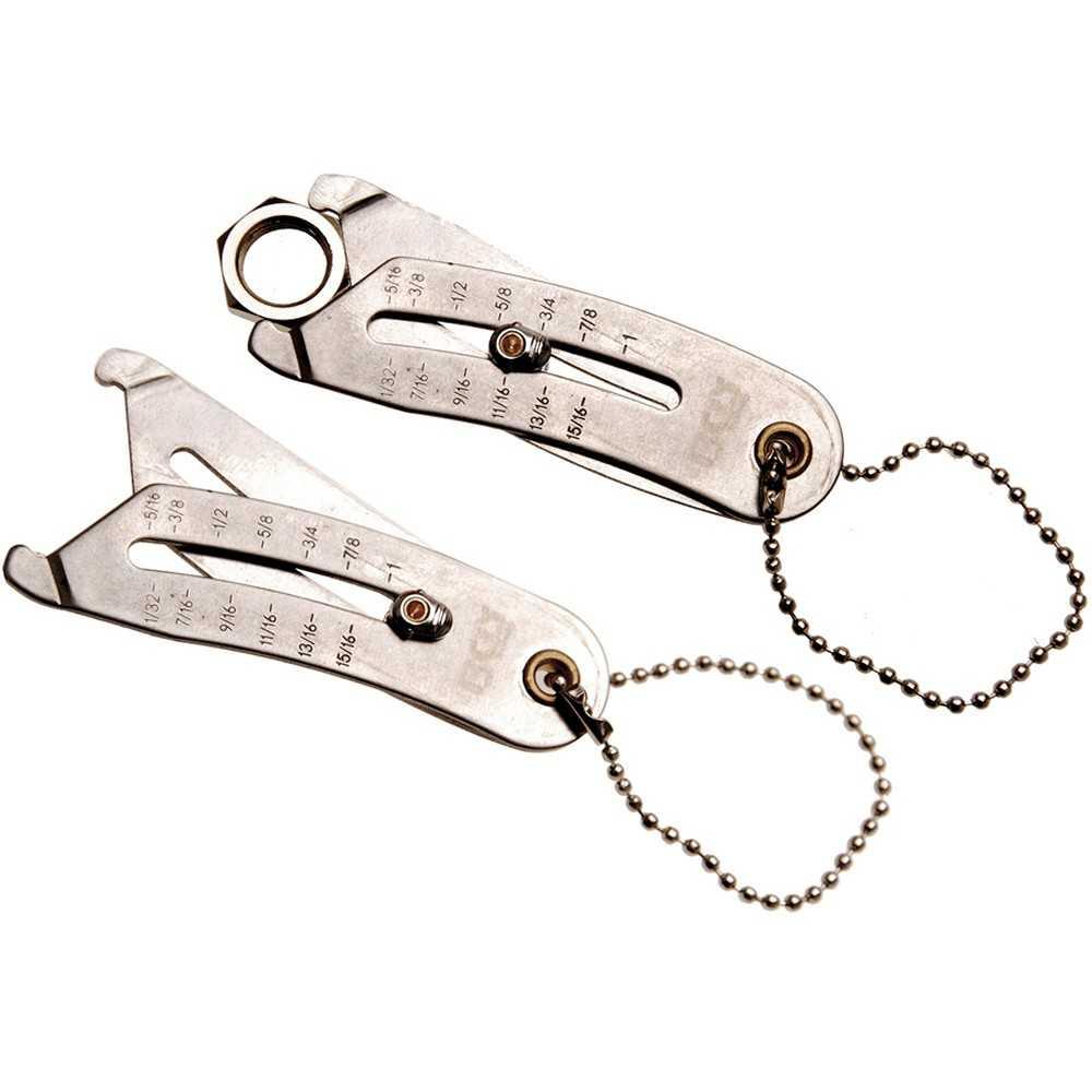 BGS 8644 Messschieber für Zollschrauben Schraubenmesser