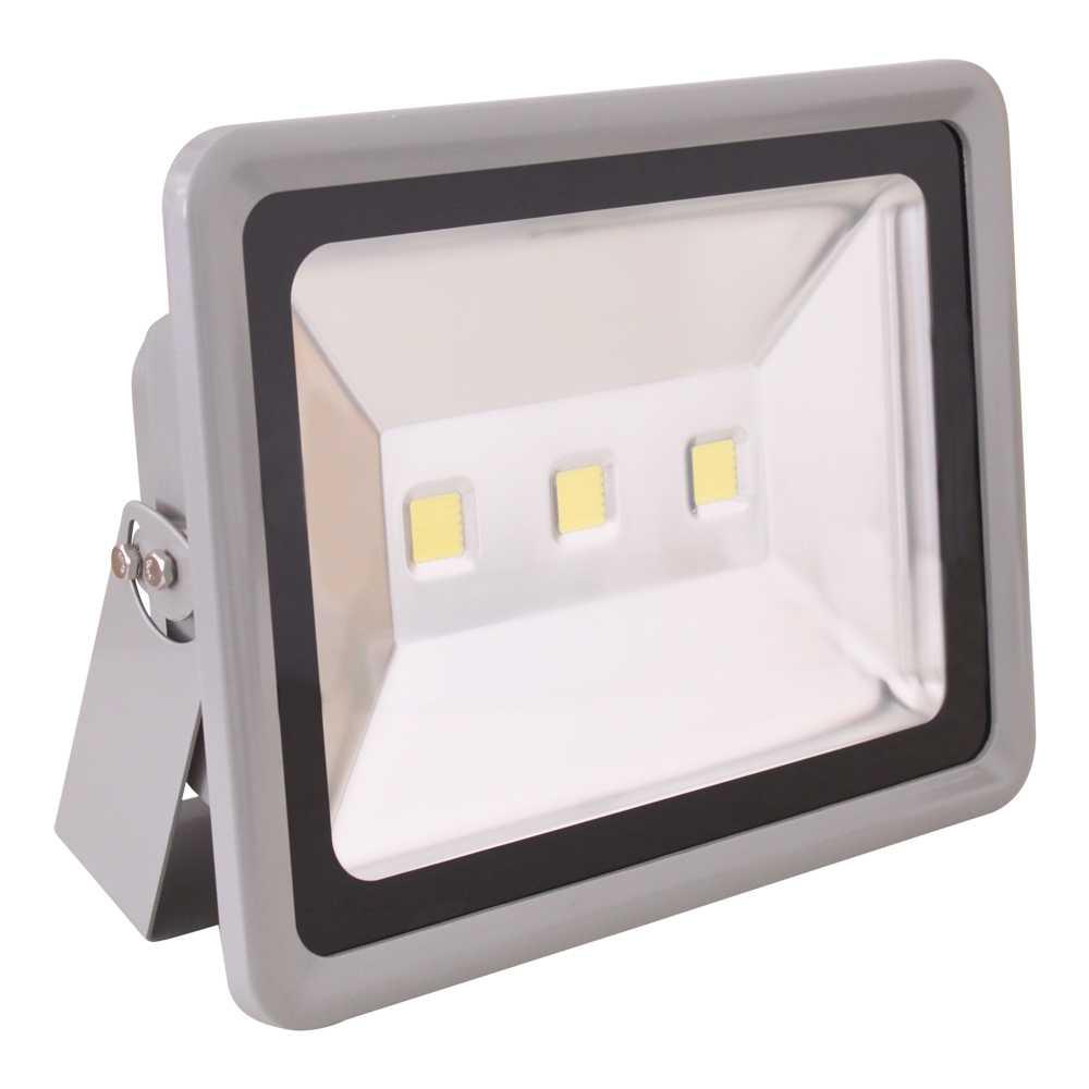Grafner® LED Flutlichtstrahler Kaltweiß 150 Watt Außenwandstrahler