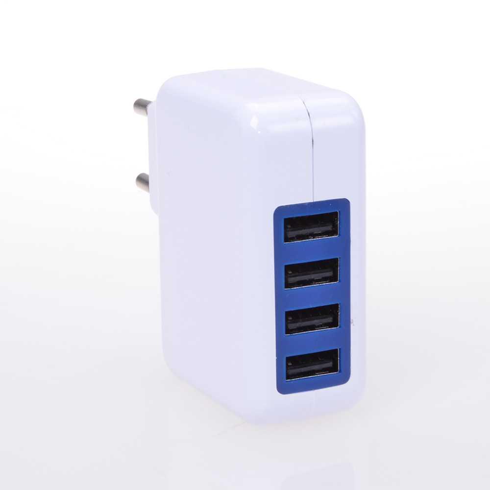 USB Ladegerät mit 4 USB Anschlüssen