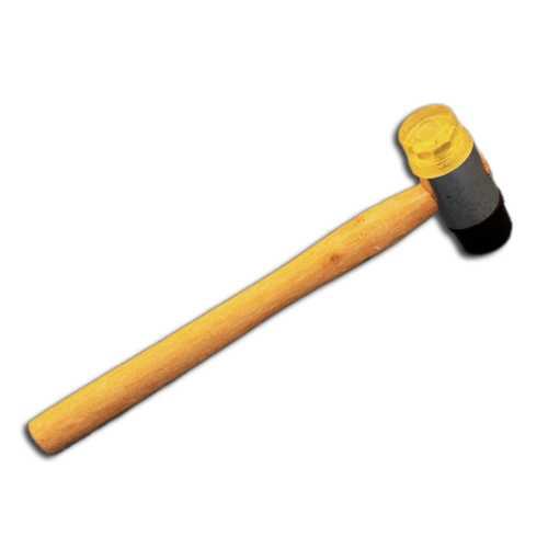 Ausbeulhammer Schonhammer Gummihammer Hammer Kopf Ø 35 mm