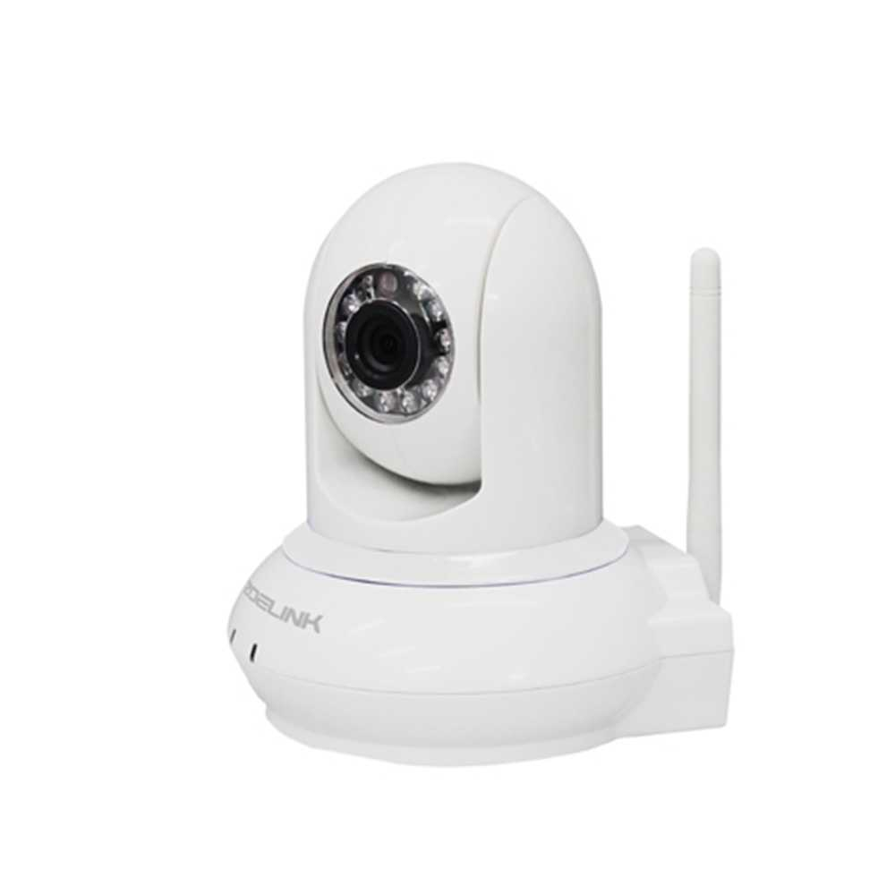 Zoelink HD Wlan Überwachungskamera Wireless IP Kamera ZL601-1MP-B Weiss