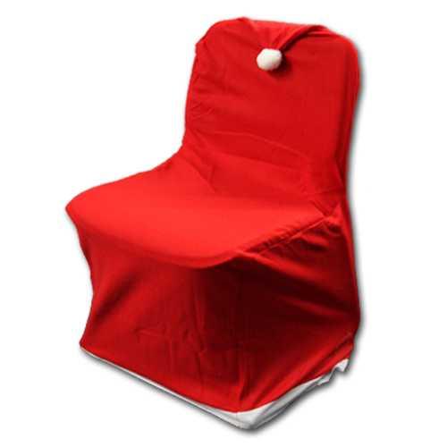 6er Set Weihnachts Stuhlhusse für ganzen Stuhl